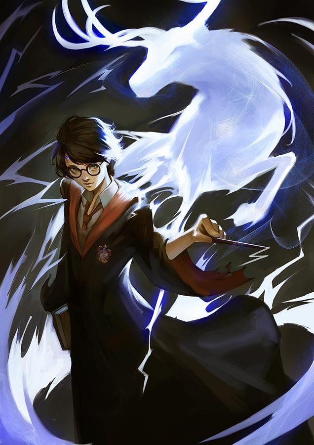 Tags: Anime, ZOMA, Harry Potter, Harry Potter (Character), Fanart From Pixiv, Pixiv, Fanart