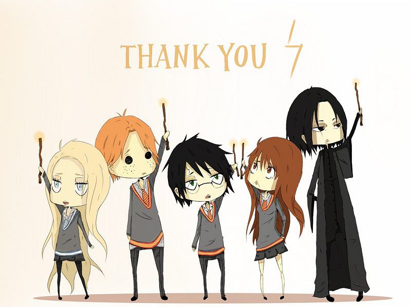 Harry Potter/#726183 - Zerochan Weasley Family Anime