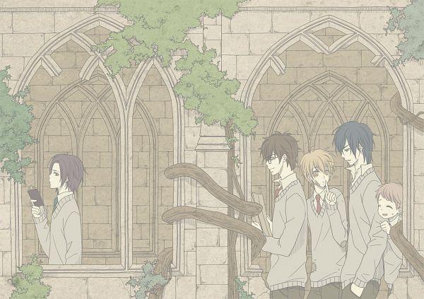 Tags: Anime, Twinayaume, Harry Potter, James Potter, Remus Lupin, Sirius Black, Severus Snape