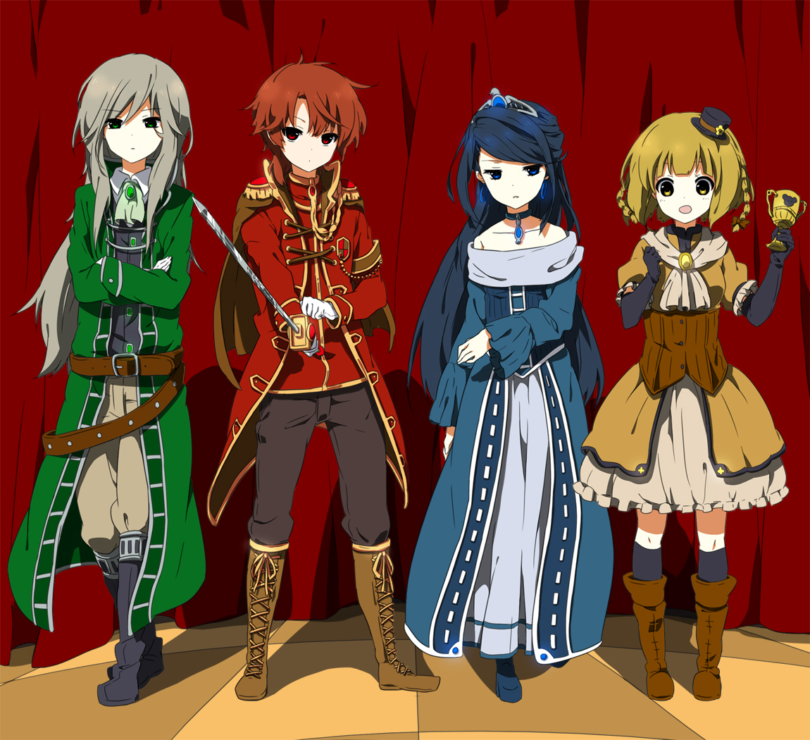 Anime Characters Hogwarts Houses : Rowena ravenclaw harry potter zerochan anime image board