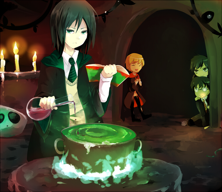 Harry Potter Image #261632 - Zerochan Anime Image Board