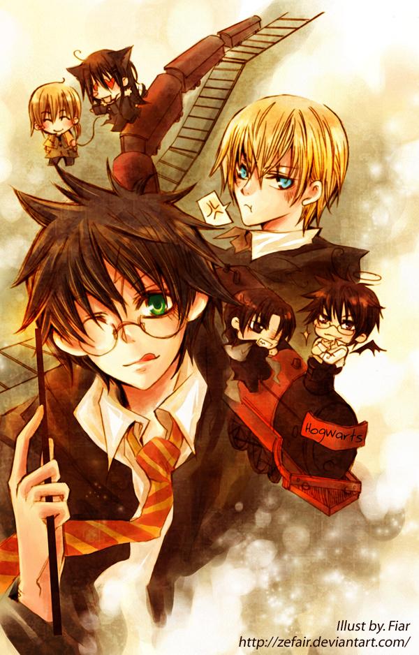 Harry Potter Mobile Wallpaper 306142 Zerochan Anime Image