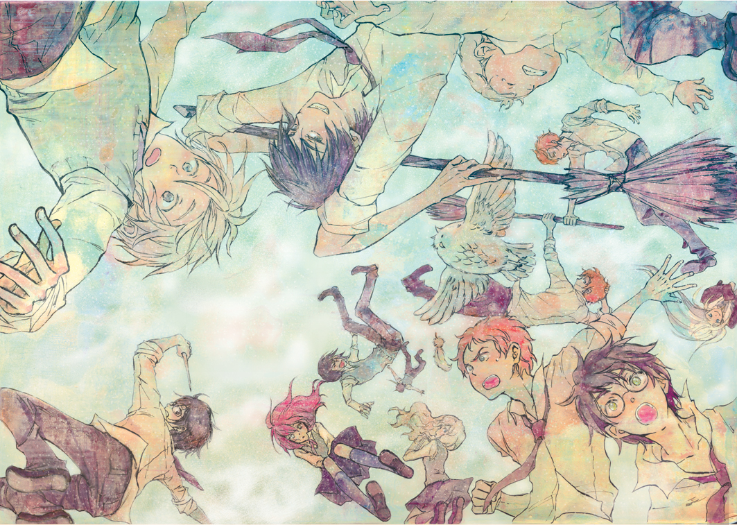 Beautiful Wallpaper Harry Potter Watercolor - Harry  Best Photo Reference_569142.jpg
