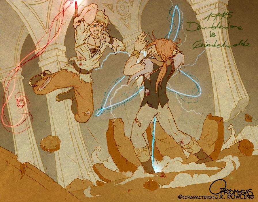 image dumbledore dueling - photo #41