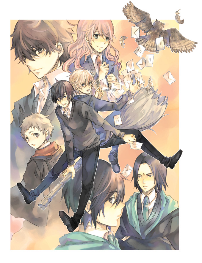 Harry Potter Image #621622 - Zerochan Anime Image Board
