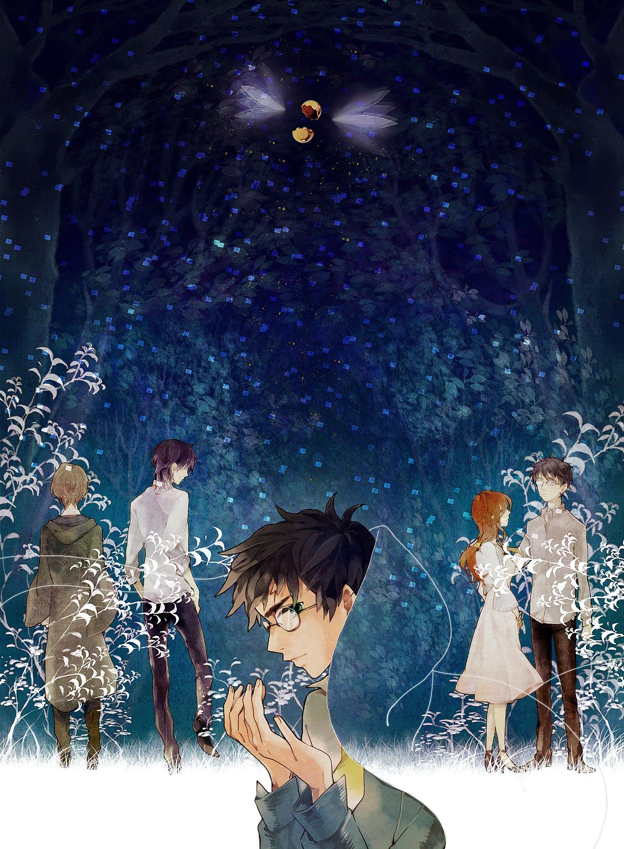 Harry Potter  Page 21 Of 177 - Zerochan Anime Image Board-8523