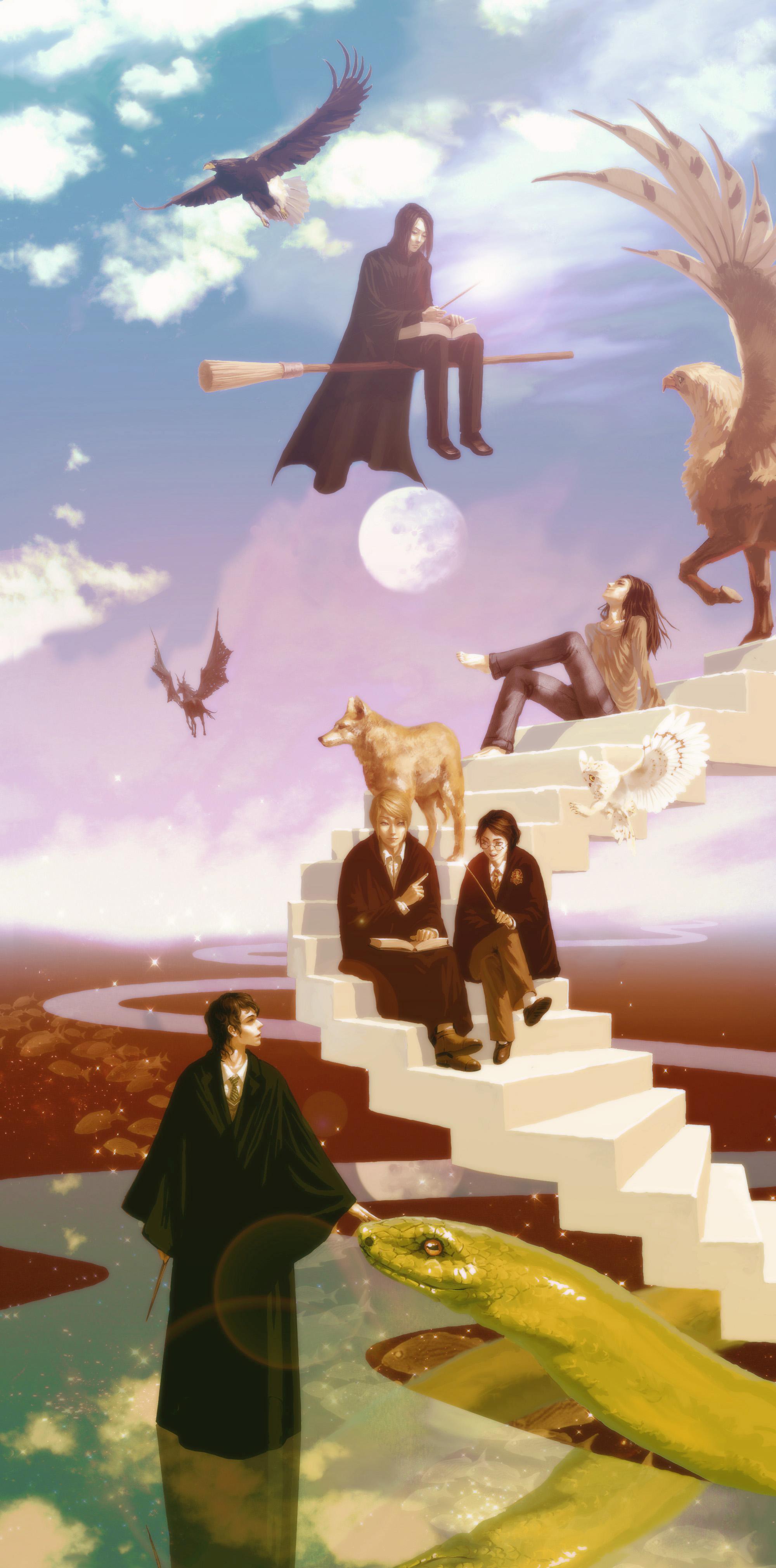 Nagini - Harry Potter - Zerochan Anime Image Board
