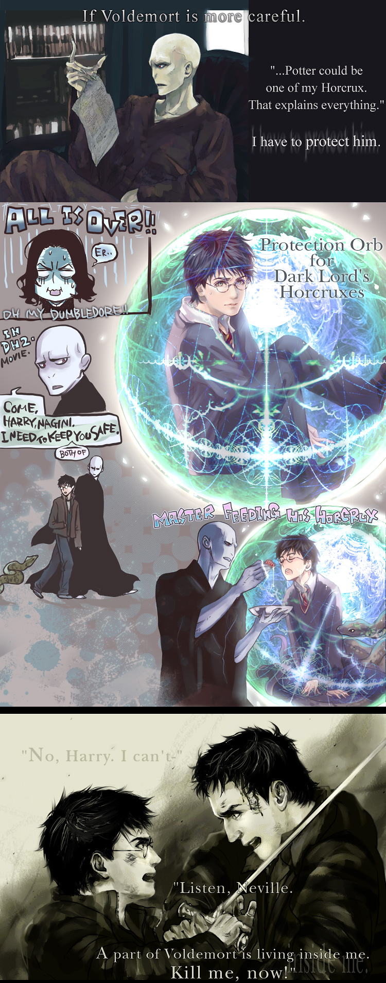 Entries by Lighto tagged Harry Potter - Zerochan