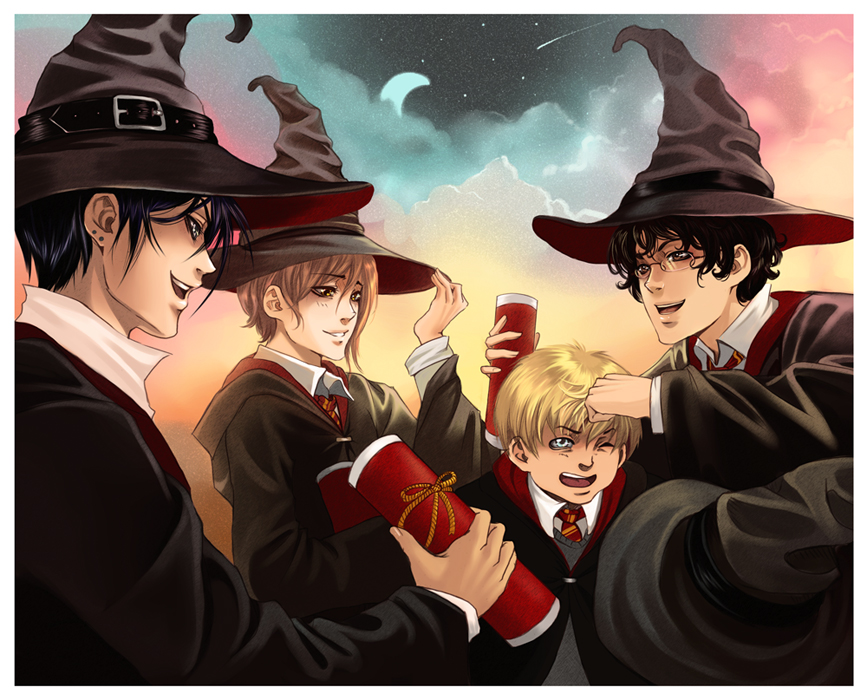 Harry Potter/#739620 - Zerochan