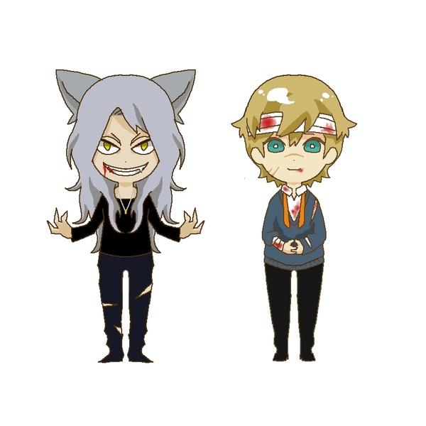 fenrir greyback fanart zerochan anime image board