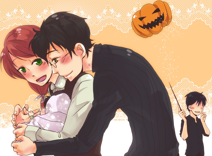 Harry Potter Image #813558 - Zerochan Anime Image Board Weasley Family Anime