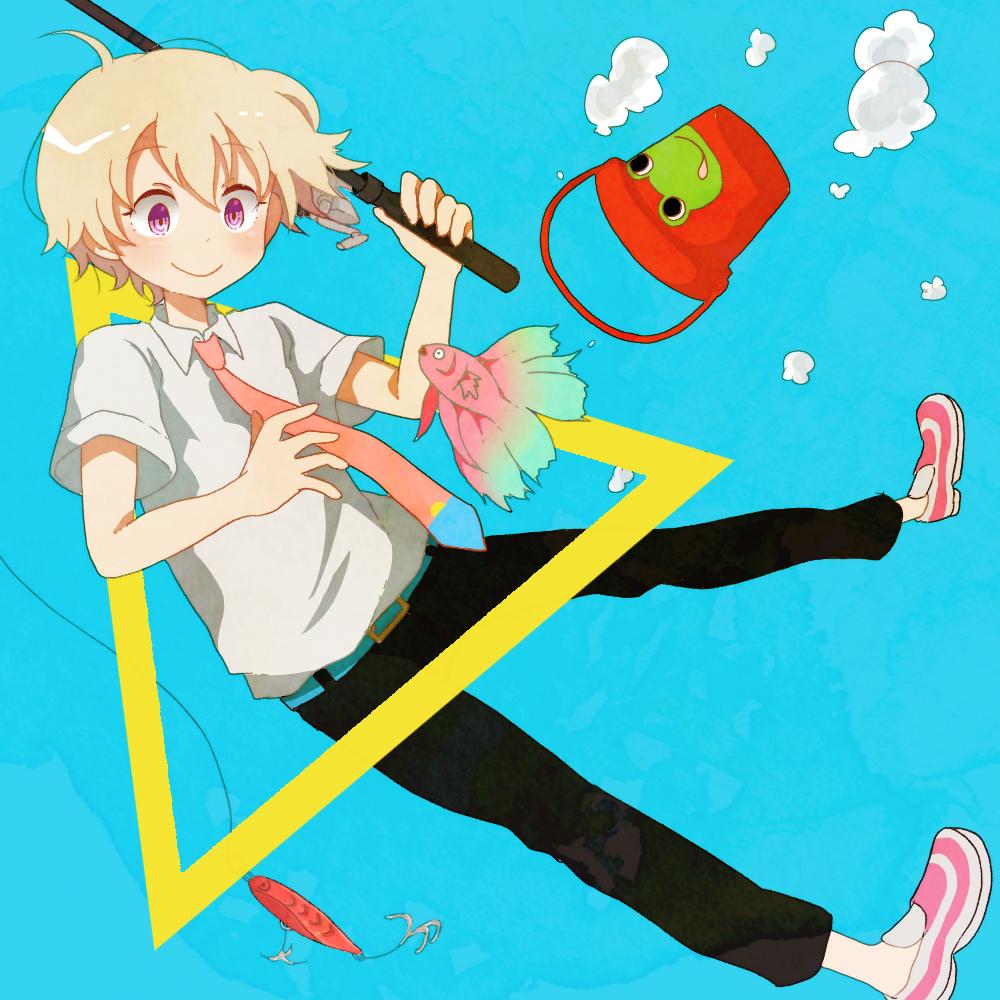 Haru (Tsuritama) Image #1388145 - Zerochan Anime Image Board
