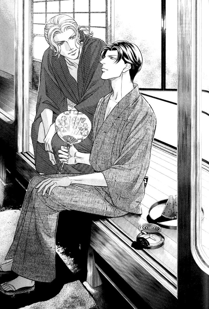 hentai manga series