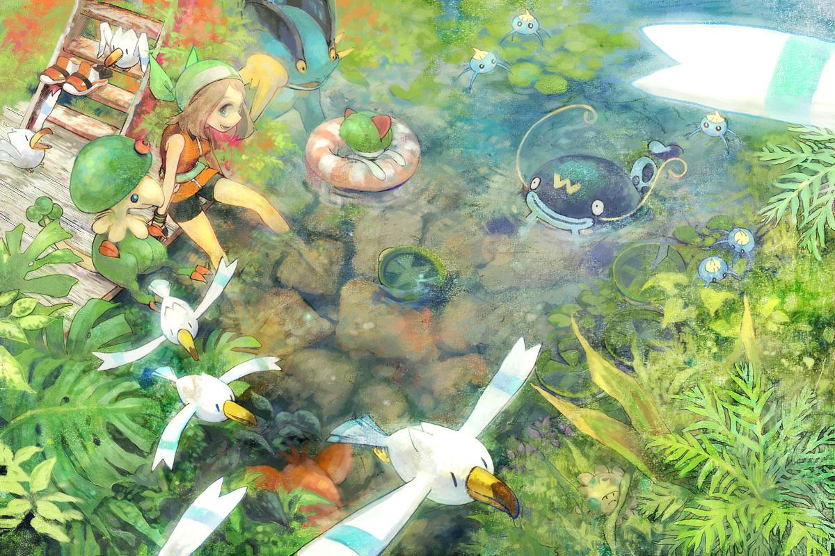 Lotad - Zerochan Anime Image Board