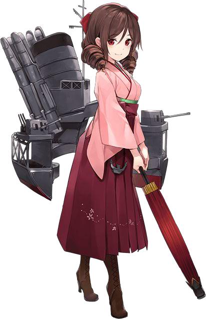Tags: Anime, Paseri, Kadokawa Games, Kantai Collection, Harukaze (Kantai Collection), Official Art, Cover Image, PNG Conversion