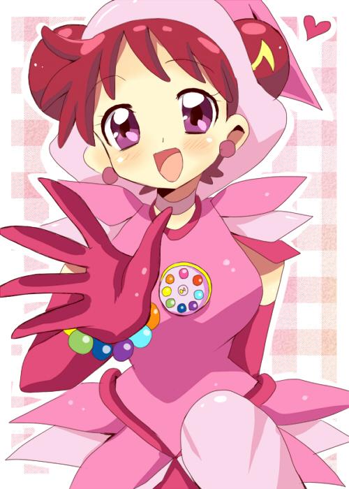 Tags: Anime, Pixiv Id 130345, Ojamajo DoReMi, Ojamajo DoReMi 16, Harukaze Doremi, Dream Spinner, Fanart