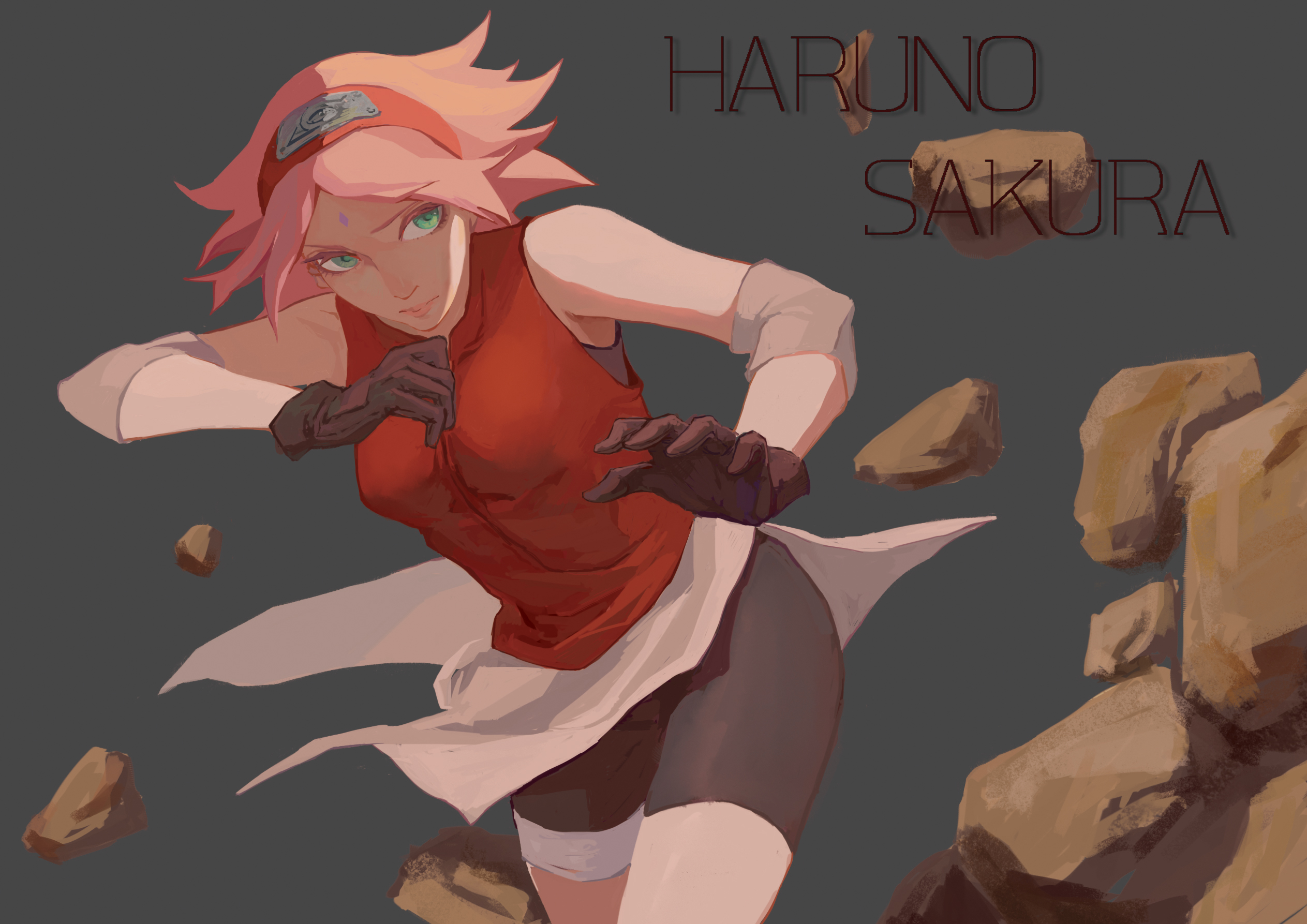 Looks like sakura haruno pictures lisa