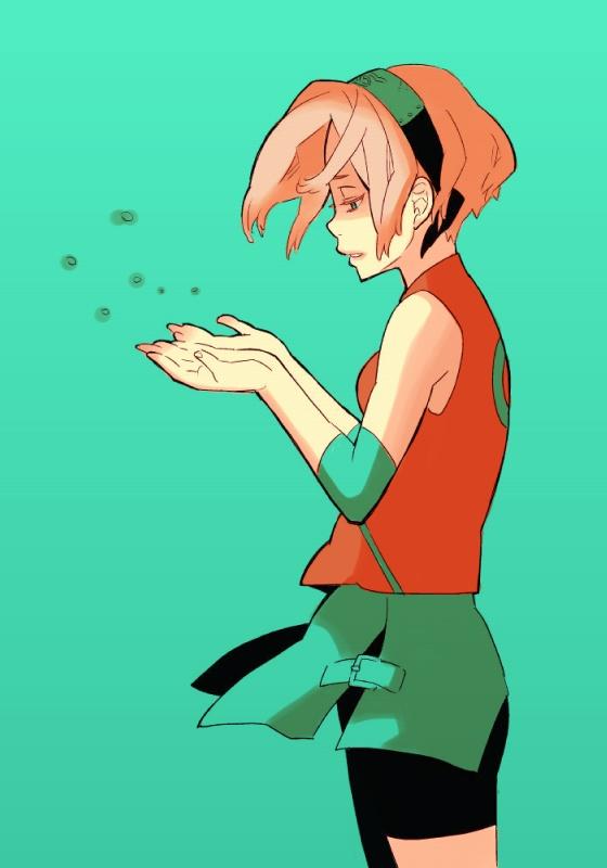 Tags: Anime, Pixiv Id 2714737, NARUTO, Haruno Sakura, Fanart, Pixiv, Sakura Haruno