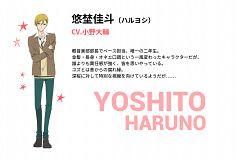 Haruno Yoshito