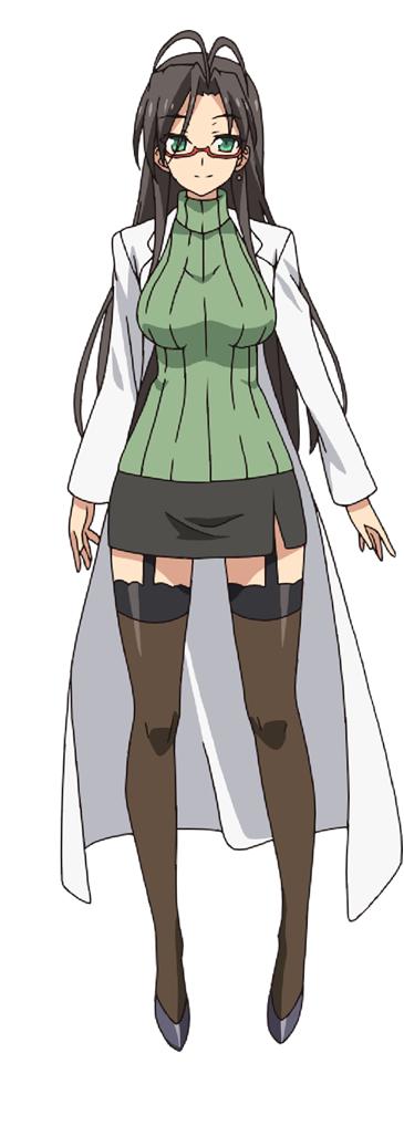 Tags: Anime, Watanabe Yoshihiro, Production IMS, Shinmai Maou no Testament, Hasegawa Chisato, PNG Conversion, Official Art, Cover Image