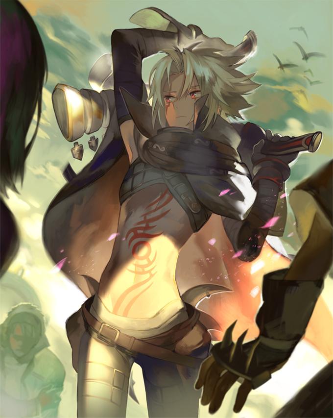 G Anime Character : Haseo hack g u zerochan anime image board