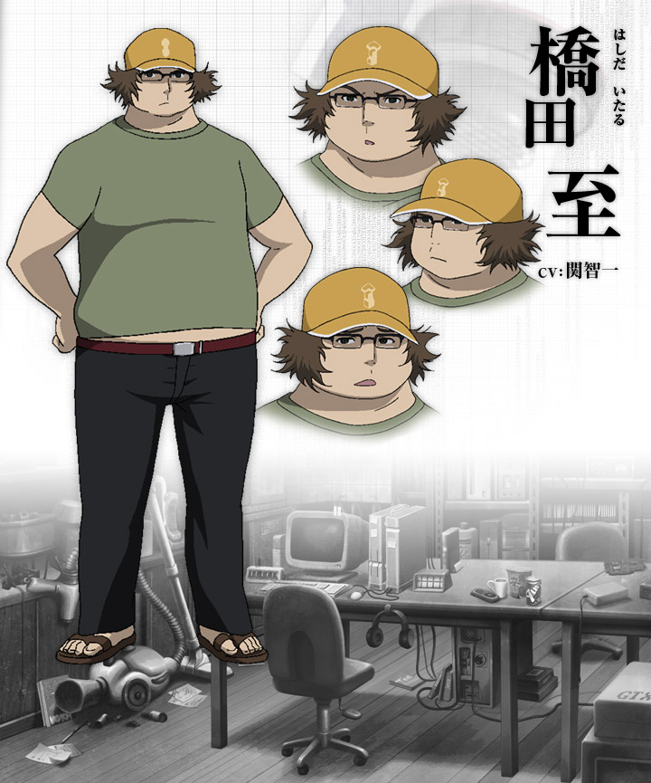 Hashida Itaru - Steins;Gate - Zerochan Anime Image Board