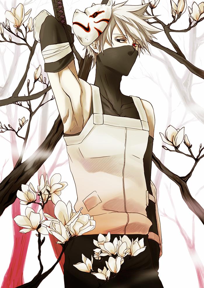Hatake Kakashi Naruto Mobile Wallpaper 1593037 Zerochan