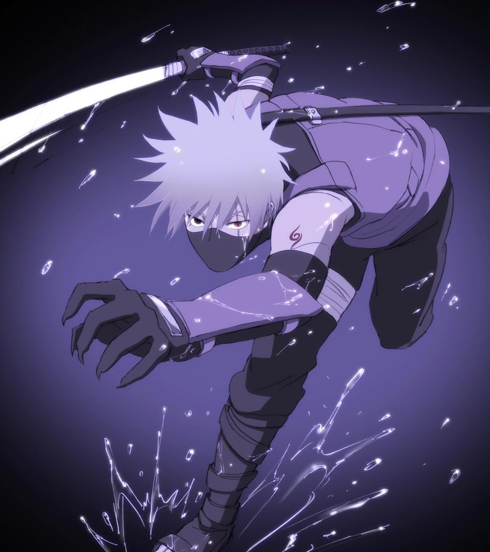hatake kakashi naruto page 4 of 40 zerochan anime