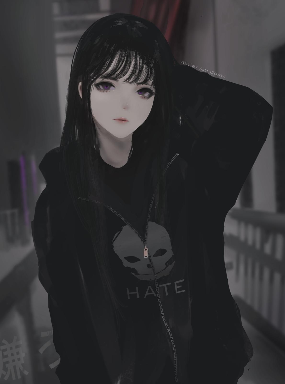 Hate Chan - Aoi Ogata - Zerochan Anime Image Board
