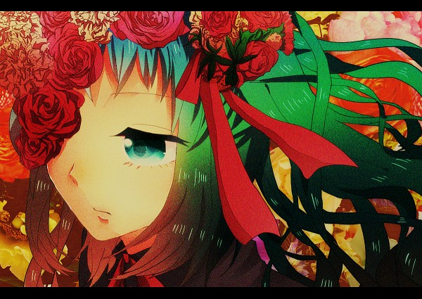 Tags: Anime, Hatsune Miku, Vocaloid, Piapro Illustrated, Liz Xxxx