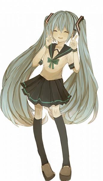 Tags: Anime, Pixiv Id 5561169, VOCALOID, Hatsune Miku