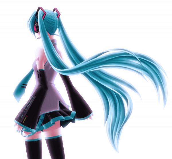 Tags: Anime, Asami (Undoundo), VOCALOID, Hatsune Miku