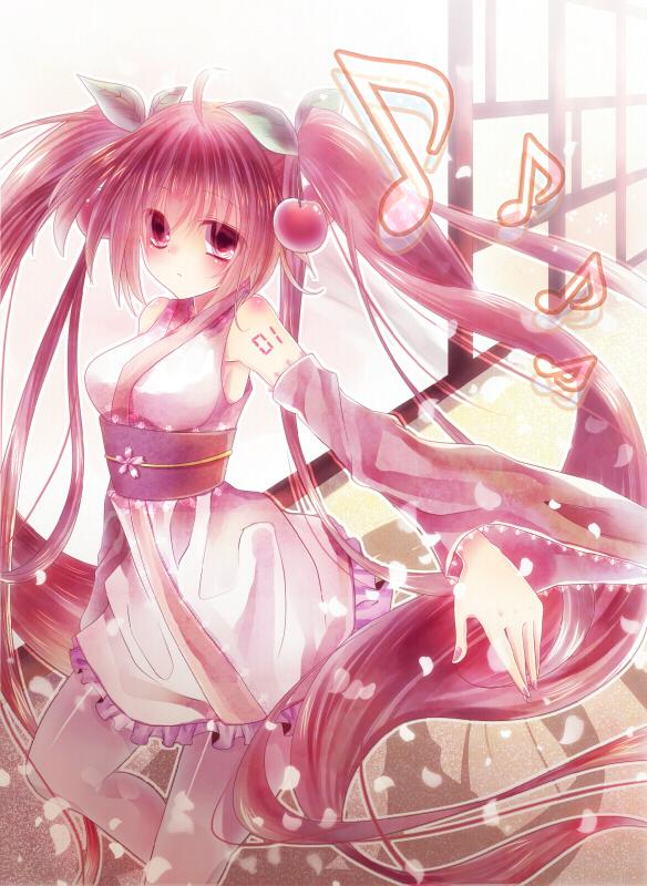 Hatsune Miku Vocaloid Image 1057185 Zerochan Anime
