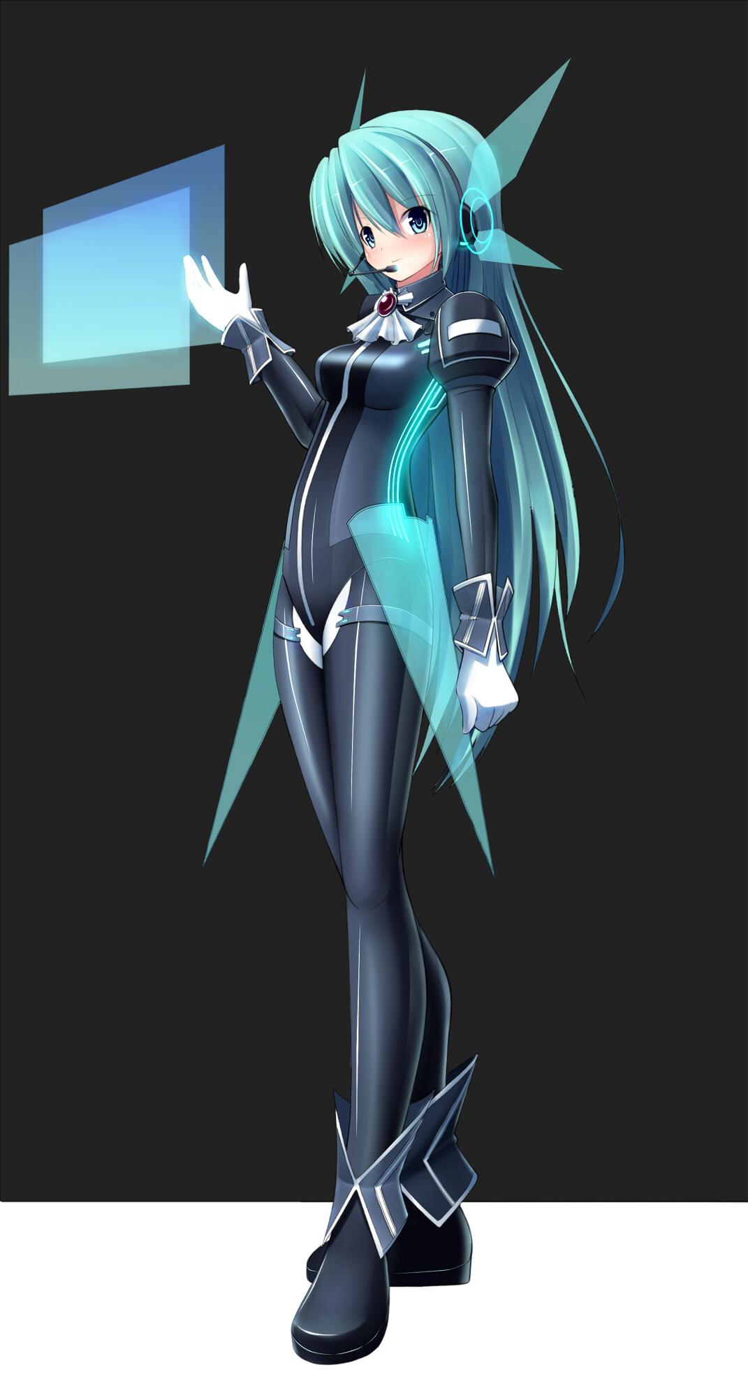 Project diva plug in zerochan anime image board - Hatsune miku project diva ...