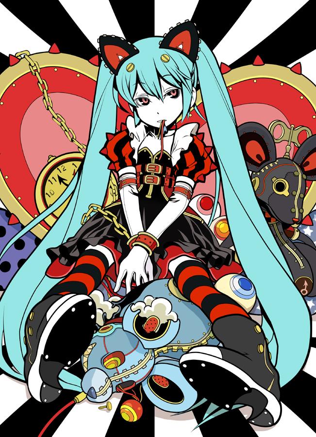 Mademoiselle n°2 Hatsune.Miku.full.1180591