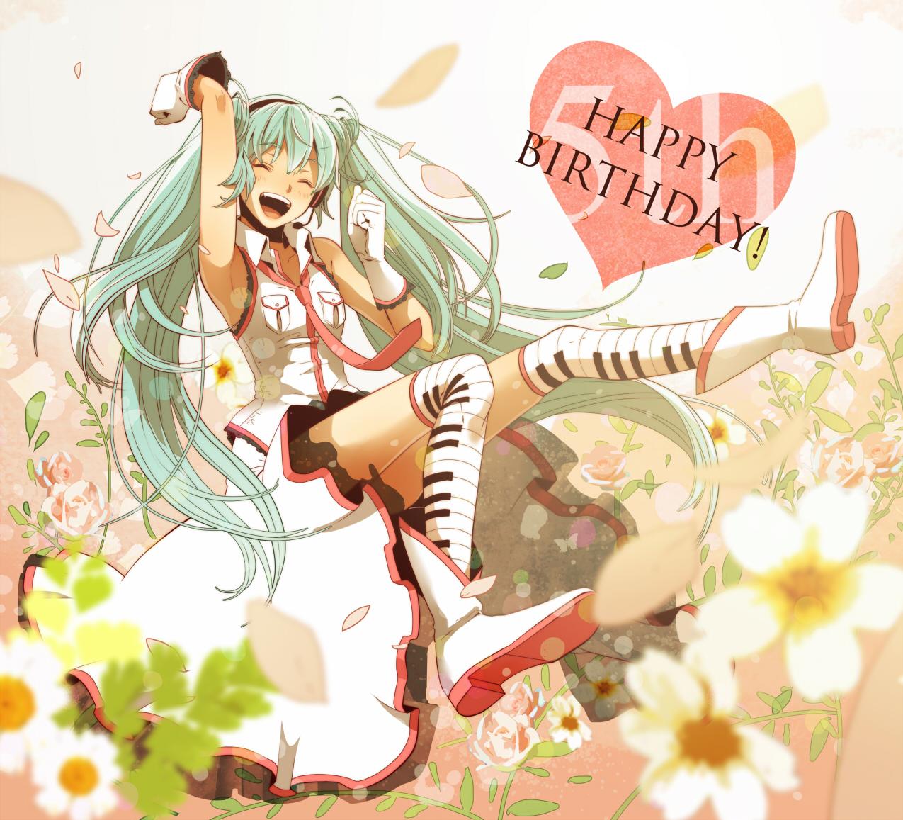 Любви, аниме открытки с днем рождения девочке