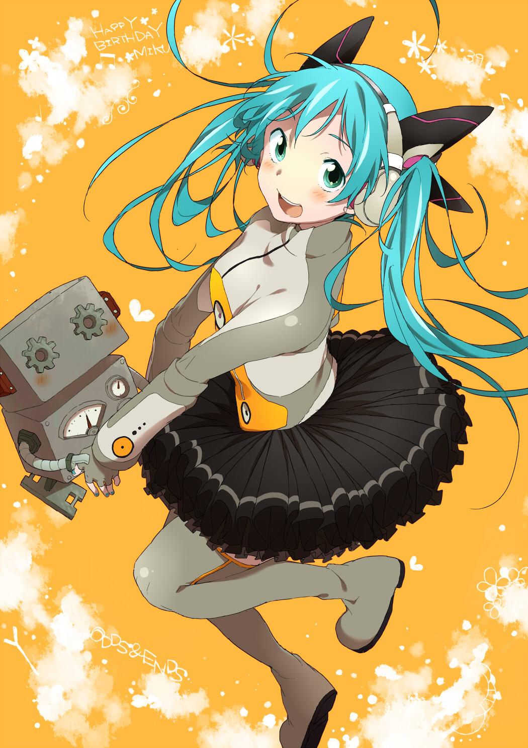 Hatsune miku 1251820 zerochan - Cyber diva vocaloid ...