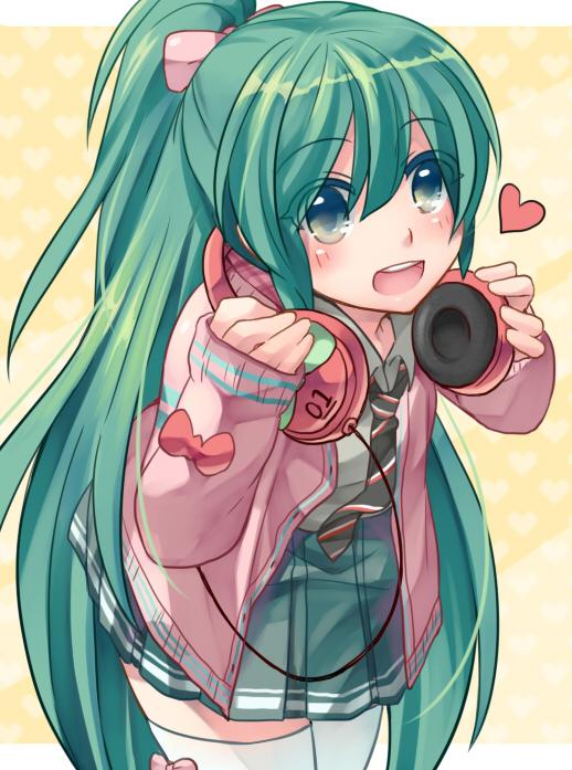 Tags: Anime, Shinyae, Project DIVA F, VOCALOID, Hatsune Miku, Project DIVA Ribbon Girl