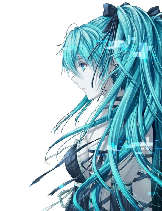 Tags: Anime, VOCALOID, Hatsune Miku, Fanart