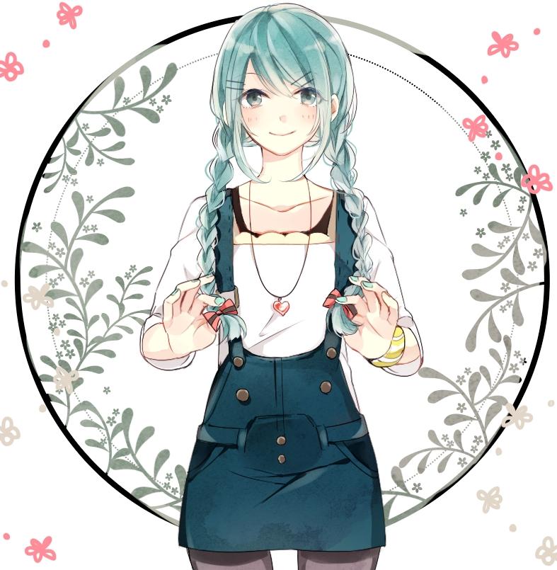 Hatsune Miku - VOCALOID - Image #1506642 - Zerochan Anime ...
