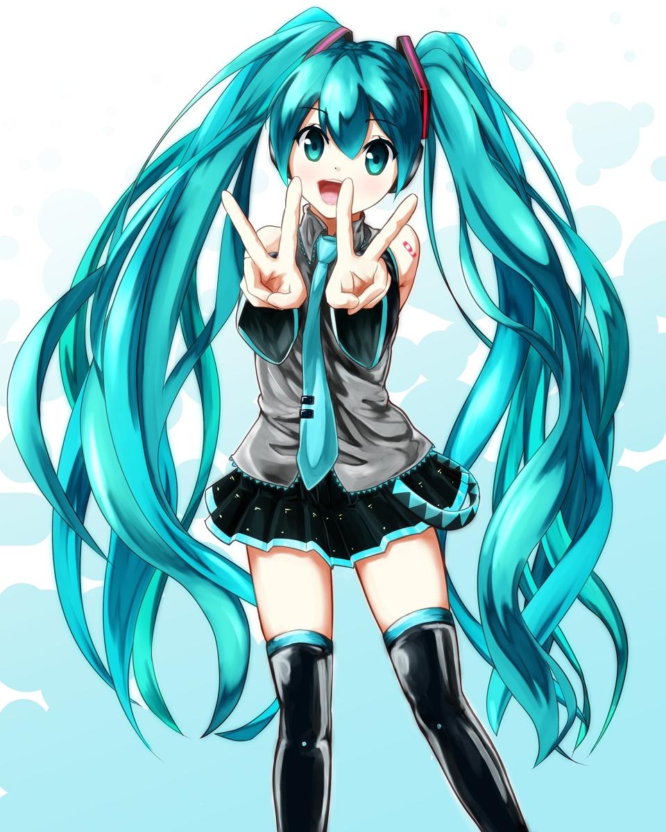 tags anime vocaloid hatsune - photo #34