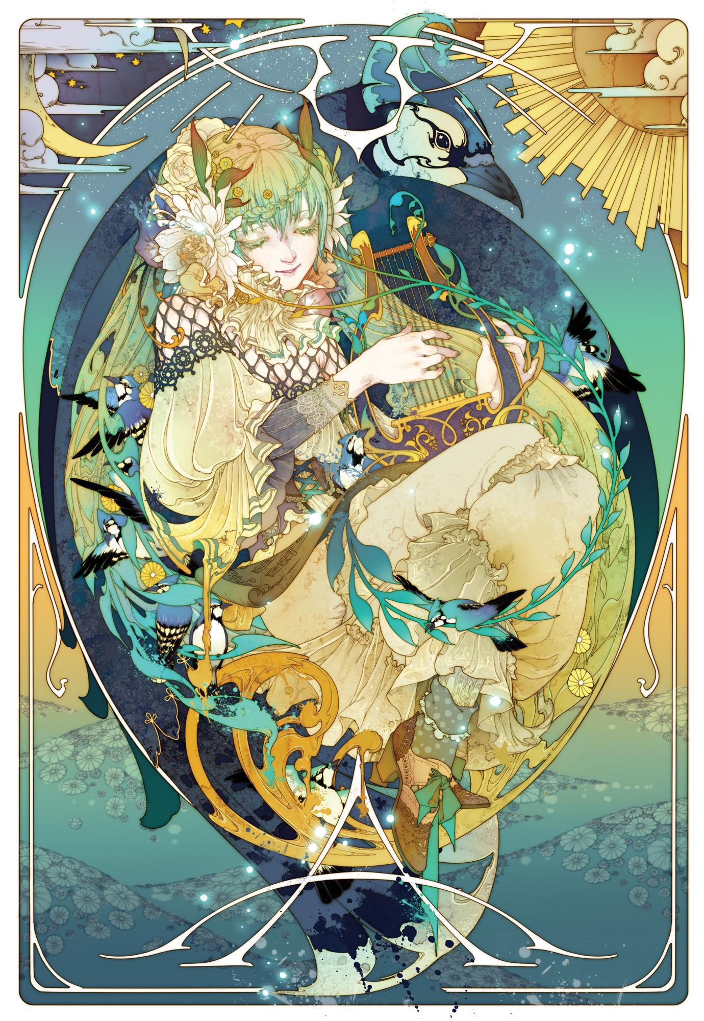 Art Nouveau Images