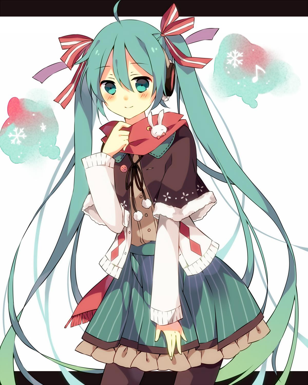 hatsune miku wallpaper outfits - photo #16