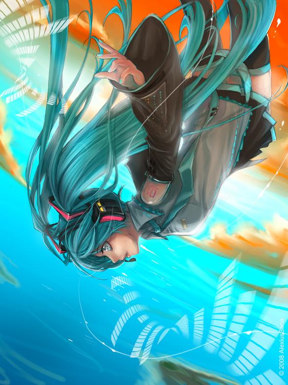 Tags: Anime, sana, VOCALOID, Hatsune Miku, deviantART