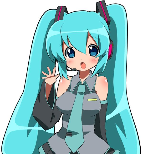 Tags: Anime, Youri19, VOCALOID, Hatsune Miku, Pixiv