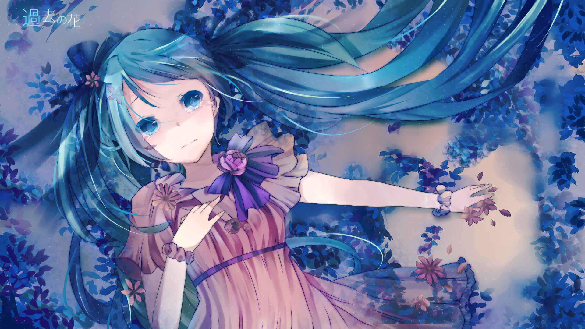 5500 Wallpaper Hp Hatsune Miku Hd Gratis