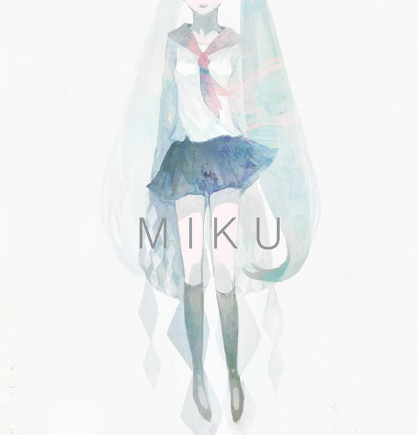 Tags: Anime, Sarnath, VOCALOID, Hatsune Miku, Fanart, Pixiv