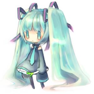 Tags: Anime, Himehi, VOCALOID, Hatsune Miku, Fanart, Pixiv