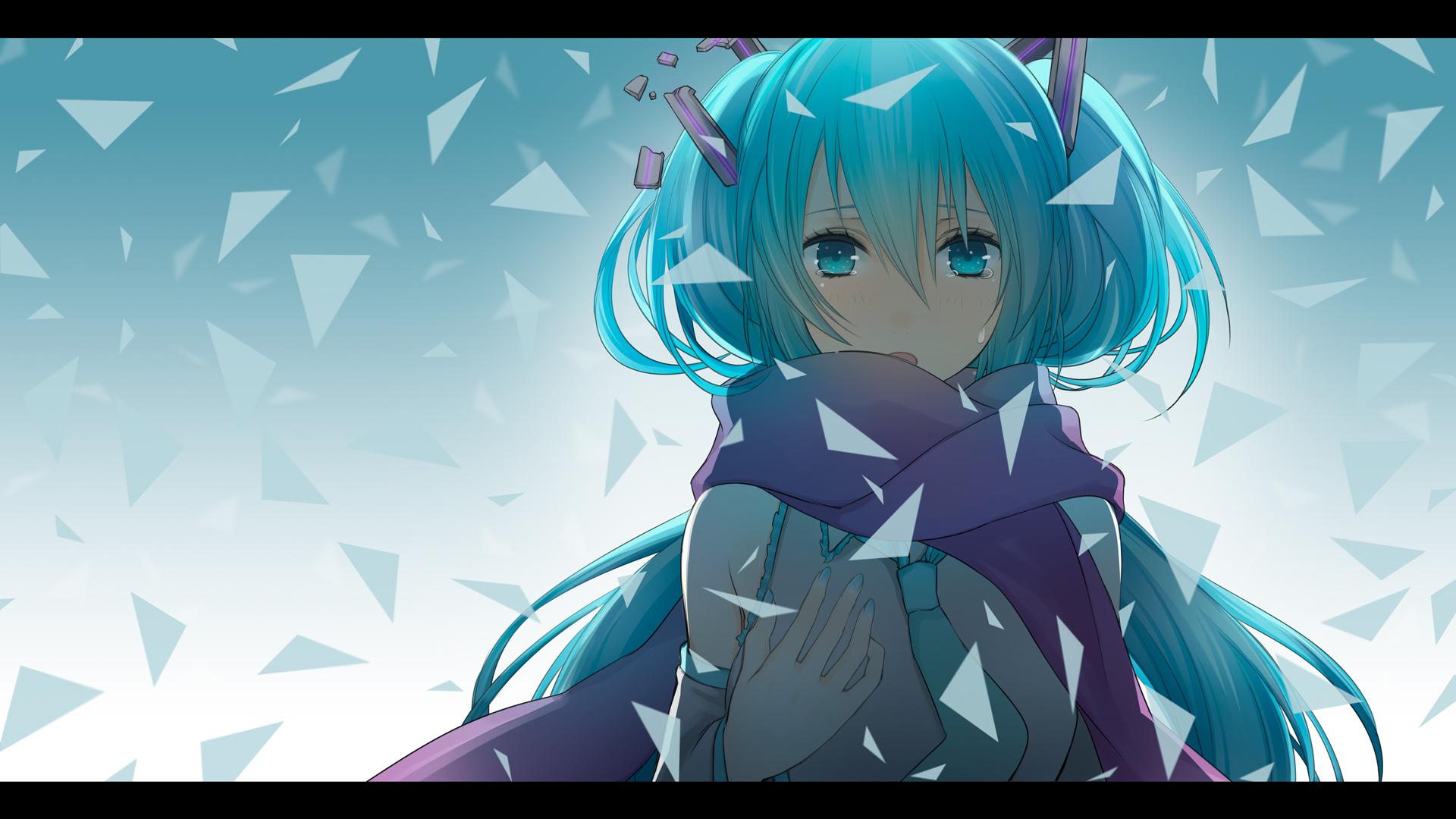 Hatsune Miku Vocaloid Hd Wallpaper 996880 Zerochan