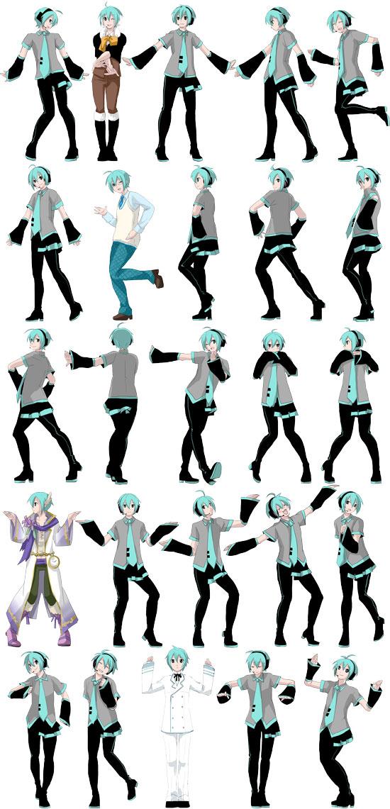 Tags: Anime, Pixiv Id 4517818, Project DIVA Extend, Project DIVA 2nd, VOCALOID, Hatsune Mikuo, Project DIVA Campus, Project DIVA Asymmetry, Project DIVA Violet, Project DIVA White Blazer